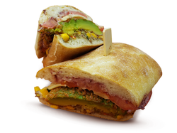 Avocado Crunch Torta 40