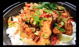 Tandoori Red Curry Chicken Bowl