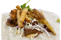 The Barbacoa French Taco