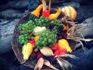 Seasonal Eating: Autumn
