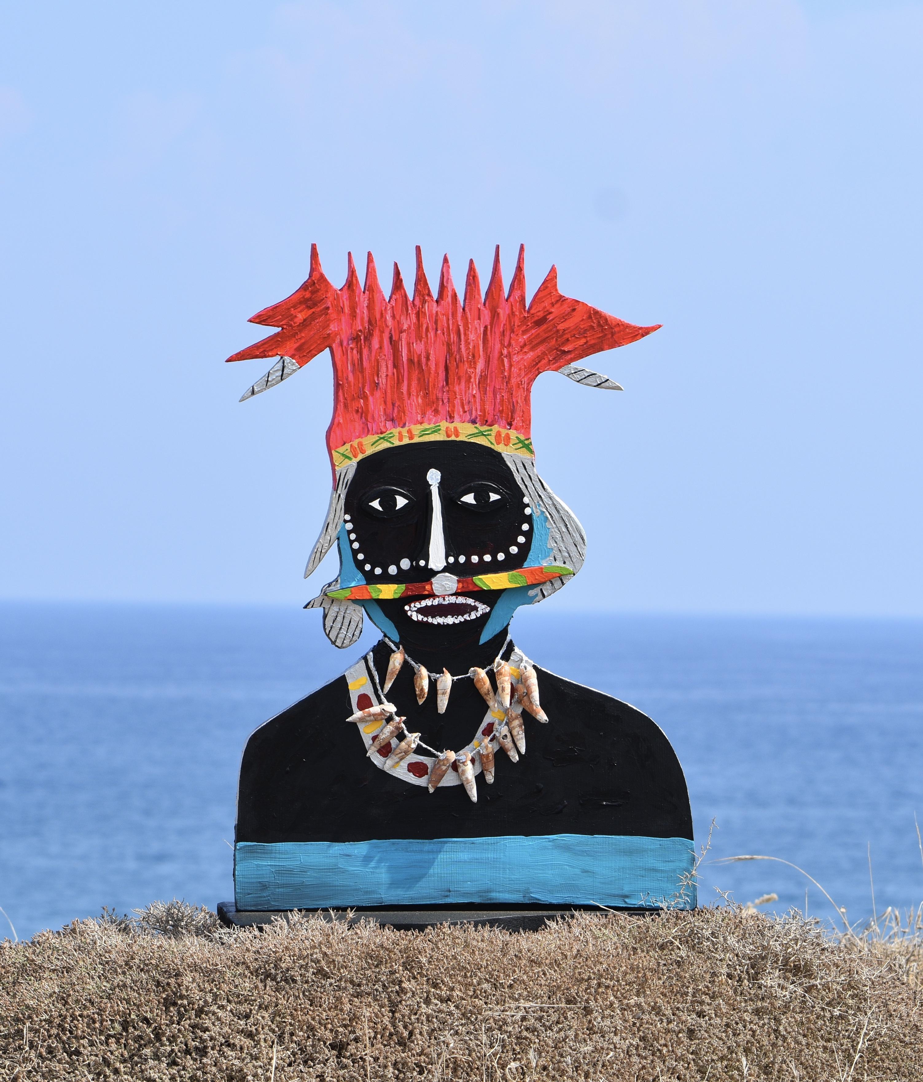 Goroka Tribe Papua New Guinea