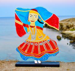 Indian Gipsy Dancer
