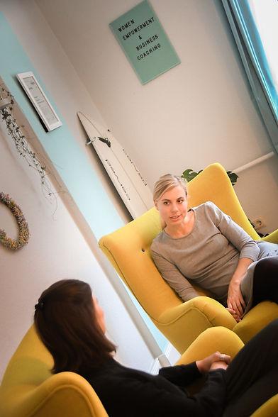 Coaching für Frauen in Kiel