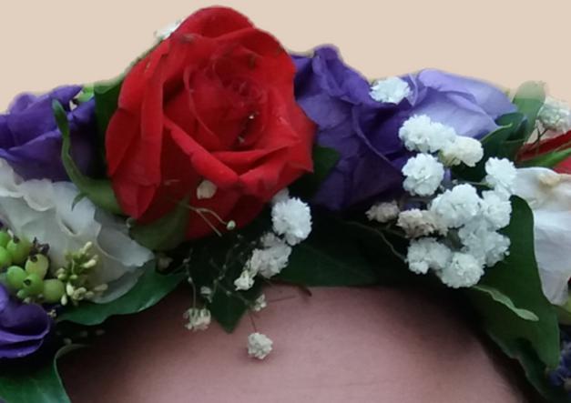 Regatta flowercrown