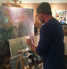 John Painting in studio.jpeg