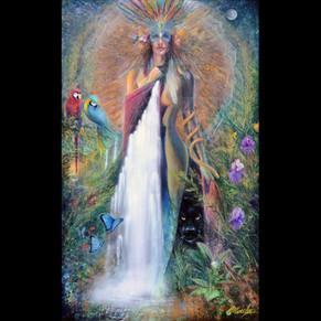 New Goddess Rising