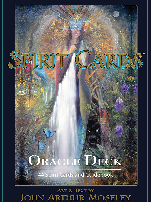 Spirit Cards Oracle Deck