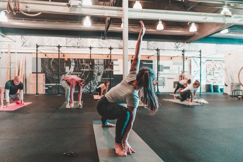 KJ Flow Yoga & Art