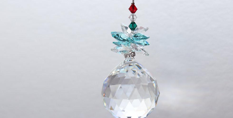 Christmas Tree Suncatcher