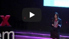 A Ted Talk – No Voice, No Vote
