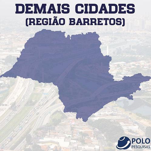 DEMAIS CIDADES (REGIÃO BARRETOS)