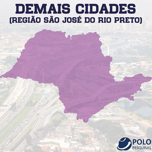 DEMAIS CIDADES (REGIÃO SÃO JOSÉ DO RIO PRETO)
