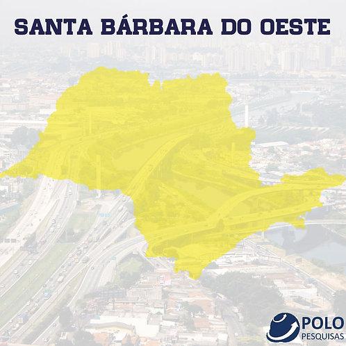 SANTA BÁRBARA DO OESTE