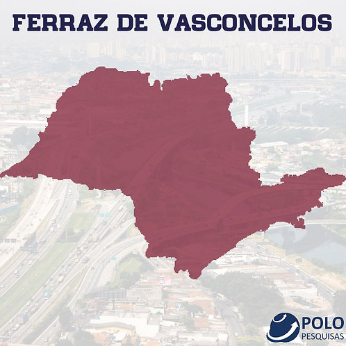 FERRAZ DE VASCONCELOS