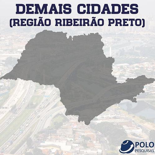 DEMAIS CIDADES (REGIÃO RIBEIRÃO PRETO)