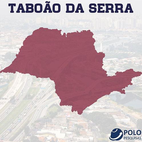 TABOÃO DA SERRA