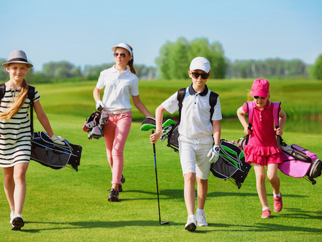 Junior Golfers Wanted