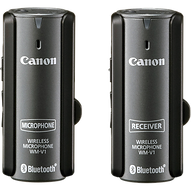 Canon Bluetooth Microphones