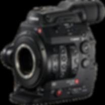 Canon C300 MKII Camera