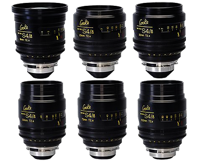 Cooke S4i Lenses