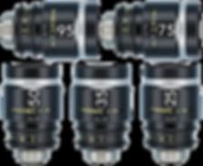 Schneider Xenar III Prime Lenses