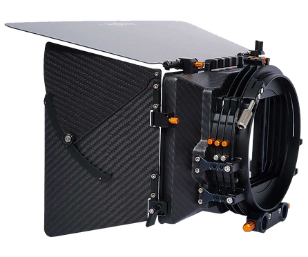 Bright Tangerine VIV Mattebox