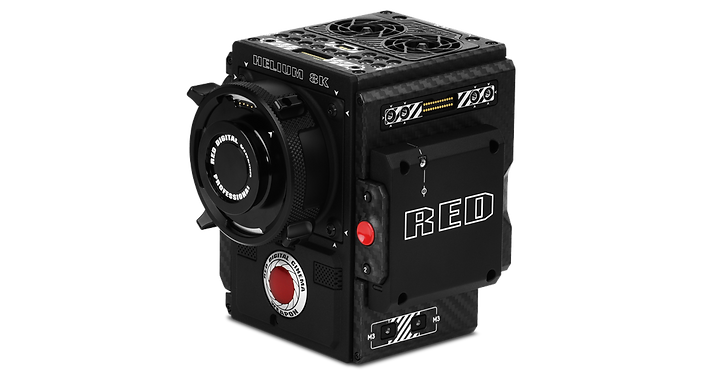 RED Helium 8K Weapon Camera