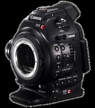 Canon C100 MKI Camera