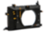Bright Tangerine Misfit Mattebox