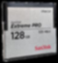 CFast 2.0 128GB