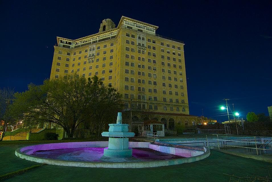 The Fabulous Baker Hotel