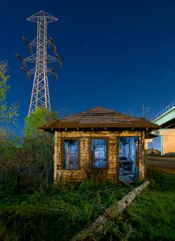 Rail Hut