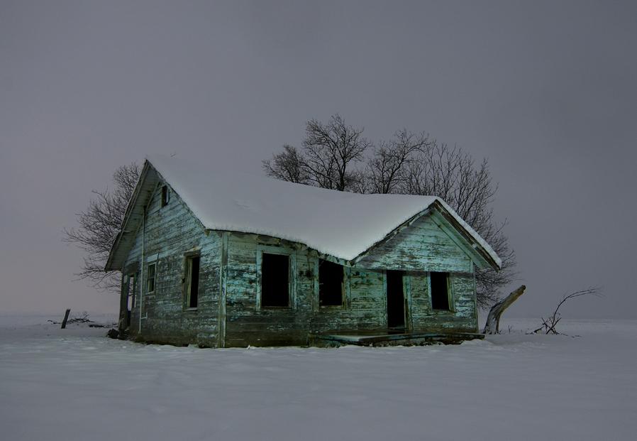 Parker House Winter