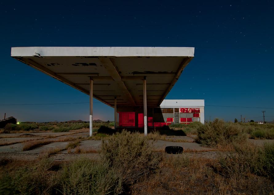 Desert Gas