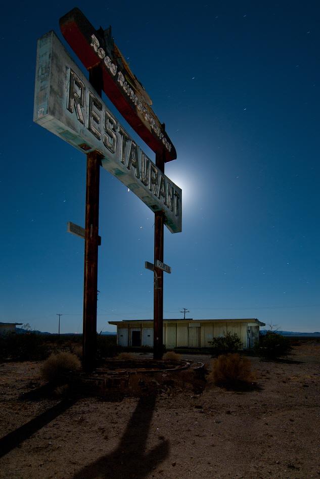 Moonlight Retreat