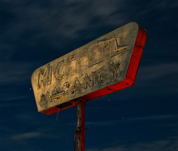 Motel Vacancy