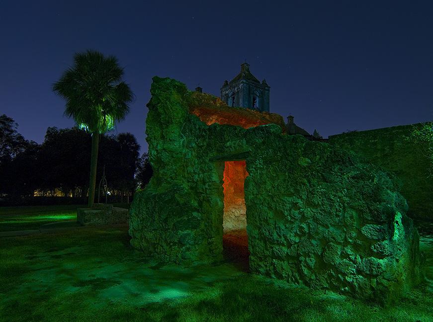 Ruins, Mission Concepcion