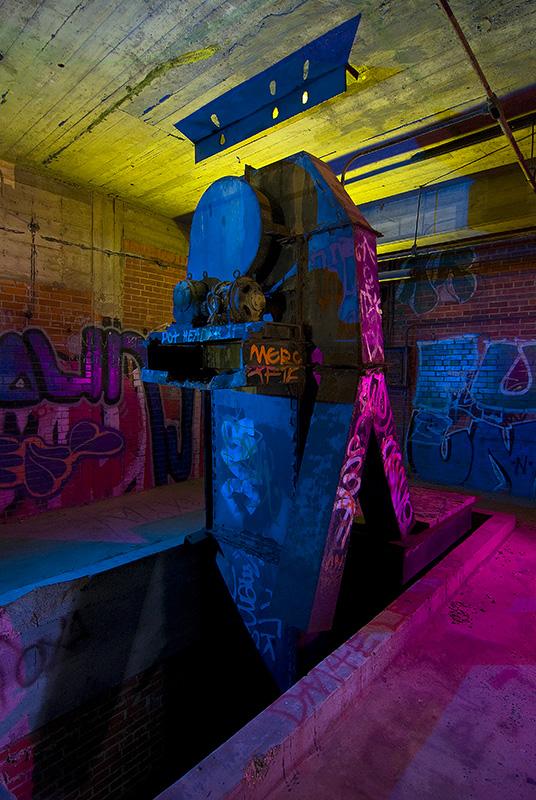 Conveyor of Color