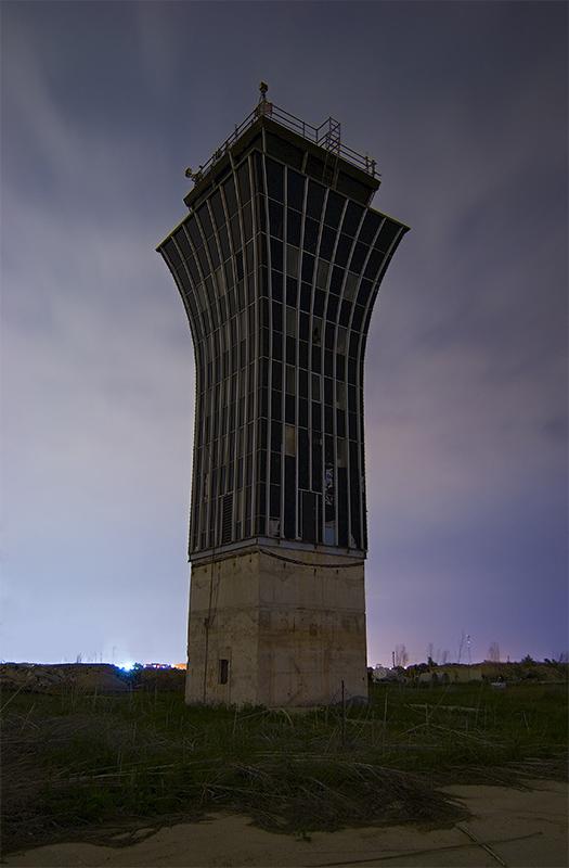Mueller Tower