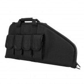 "VISM® by NcSTAR® AR & AK PISTOL, SUBGUN GUN CASE 2907 (28""L X 13""H)/ BLACK"