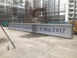 Dhammakaya Centre Singapore- Temple