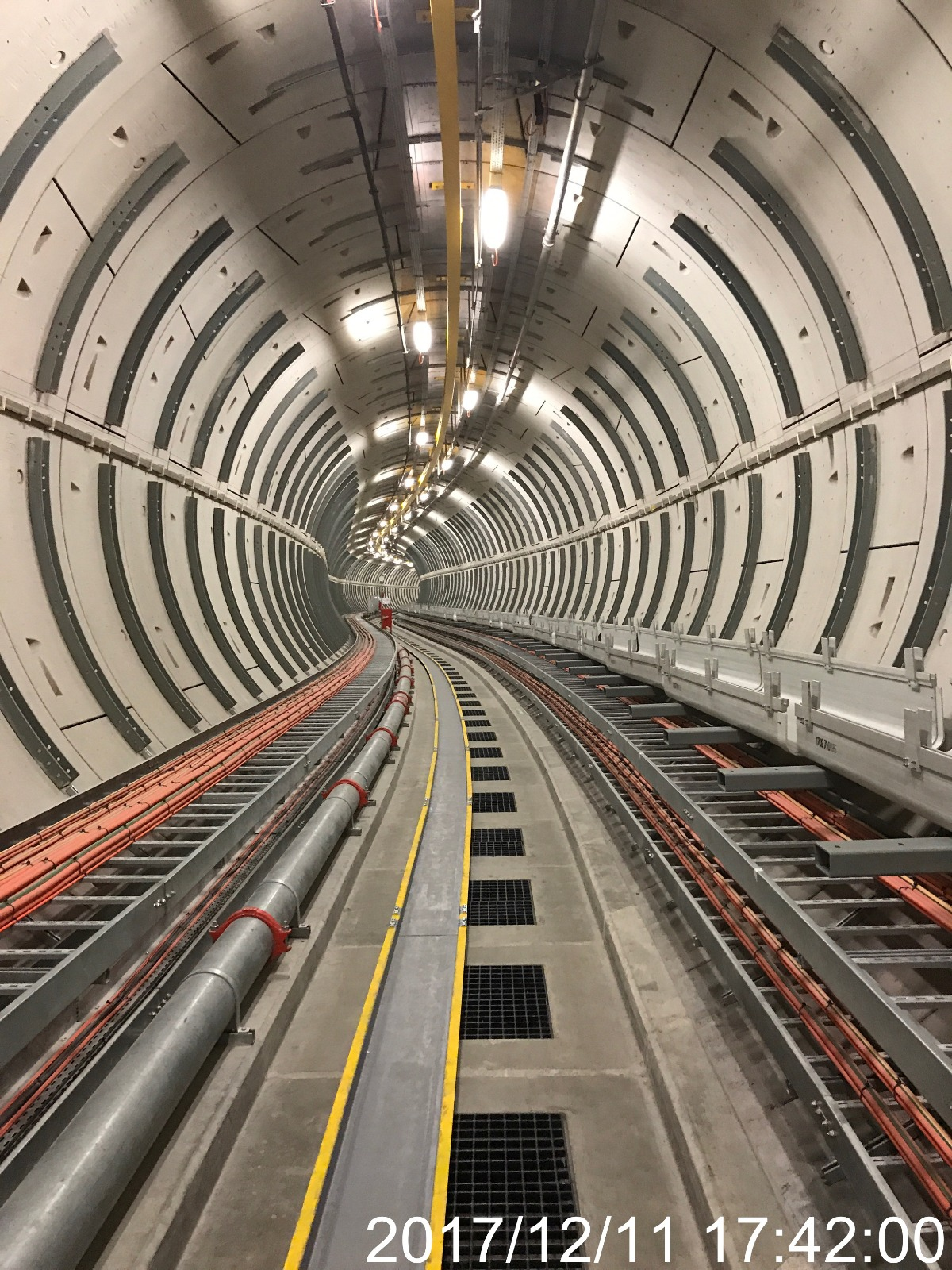 Transmission Cable Tunnel Project