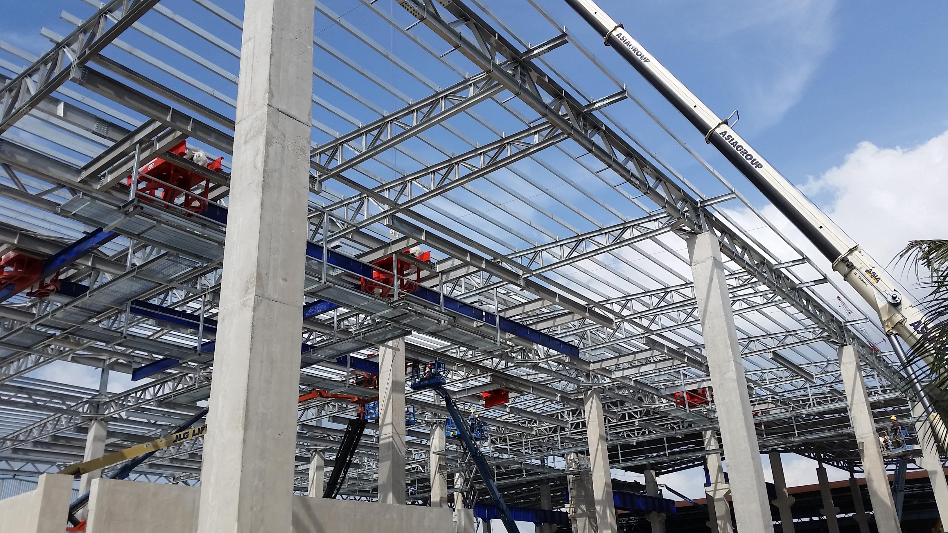 Progress Galvanizing- Factory