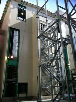 Senoko Waste- Staircase, 21m,