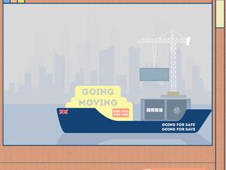 高永搬屋|上機前安排上門收貨 移民英國貨運時間表