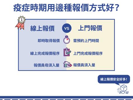 【高永教室】疫症時期用邊種報價方式好?