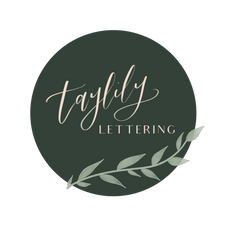 Taylily Lettering