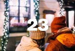 Calendrier de l'Avent 23