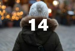 Calendrier de l'Avent 14