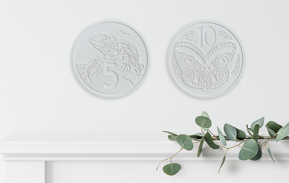 Retro Coins